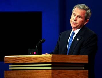 bush debate